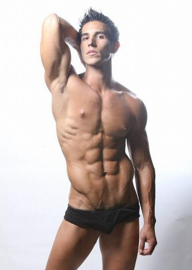 Your Hunk of the Day: Alan Valdez