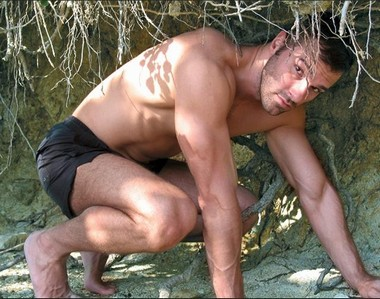 Your Hunk of the Day: Alessandro Calza