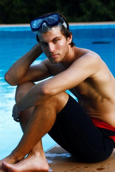 Your Hunk of the Day: Augusto Coronado