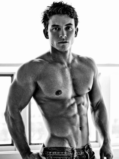 Your Hunk of the Day: Beni Shoshi