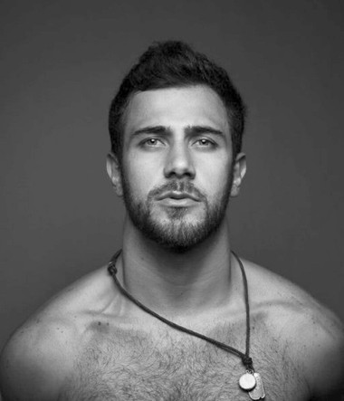 Your Hunk of the Day: Carlos Ferro