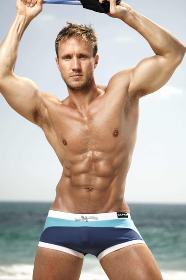 Your Hunk of the Day: Charles