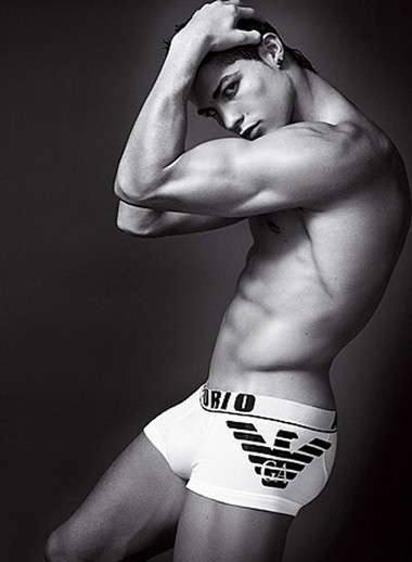 Your Hunk of the Day: Cristiano Ronaldo