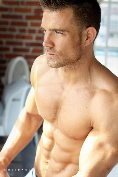 Your Hunk of the Day: David Kimmerle