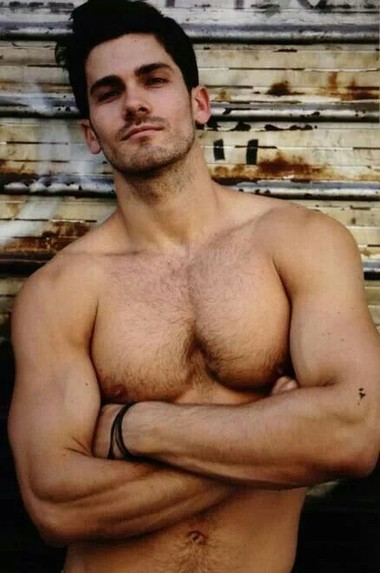 Your Hunk of the Day: Eddie Granger