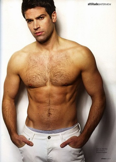 Your Hunk of the Day: Gethin Jones