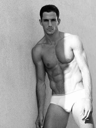 Your Hunk of the Day: Guy Lubelchik