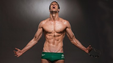 Your Hunk of the Day: James Magnussen