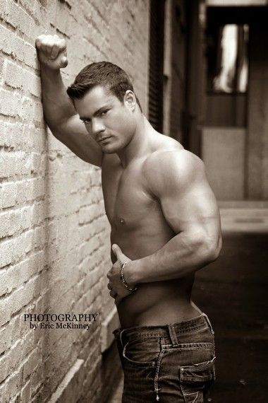 Your Hunk of the Day: Joshua Scott Brown