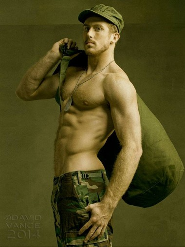 Your Hunk of the Day: Kevin Selby
