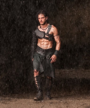 Your Hunk of the Day: Kit Harington