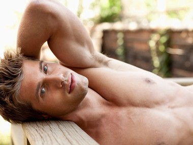 Your Hunk of the Day: Kris Kranz