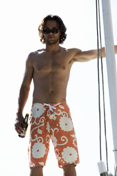 Your Hunk of the Day: Kyle Schmid
