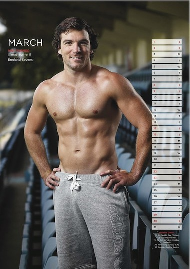 Your Hunk of the Day: Mat Turner