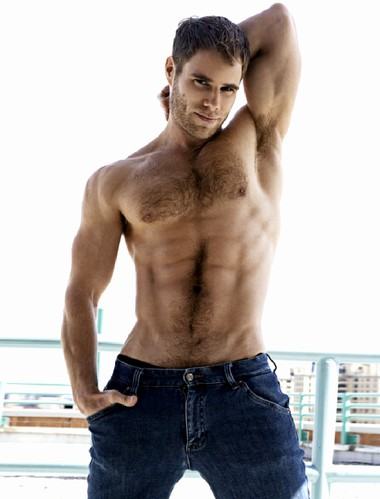Your Hunk of the Day: Matthew Wilkas