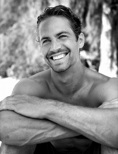 Your Hunk of the Day: Paul Walker