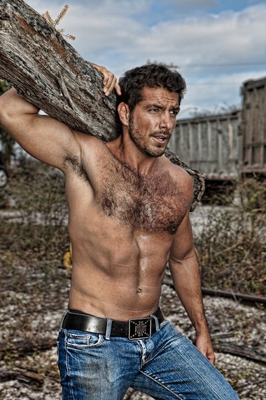Your Hunk of the Day: Paulo Quevedo
