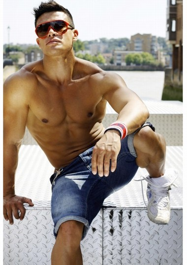 Your Hunk of the Day: Raul Caja
