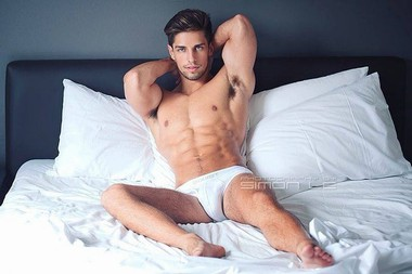 Your Hunk of the Day: Ryan Greasley