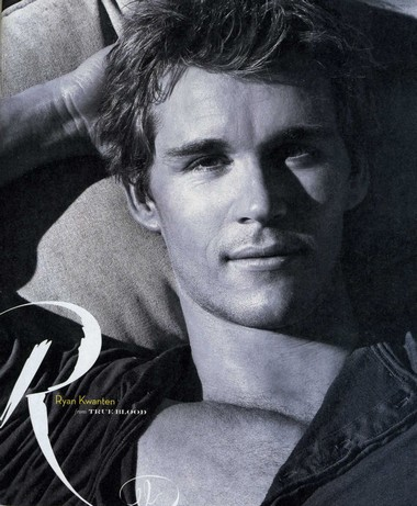 Your Hunk of the Day: Ryan Kwanten