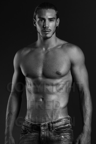 Your Hunk of the Day: Sebastien Z