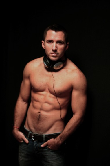 Your Hunk of the Day: Stephen Massey aka DJ Grind