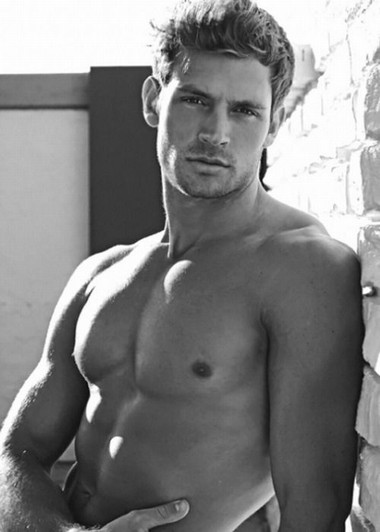 Your Hunk of the Day: Steve Boyd