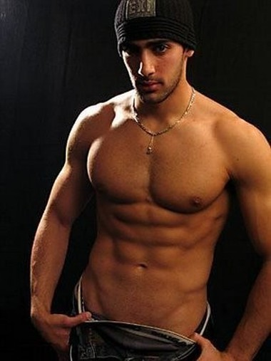 Your Hunk of the Day: Tarek Hijazi