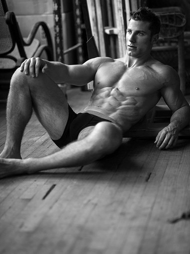 Your Hunk of the Day: Tim McComsey