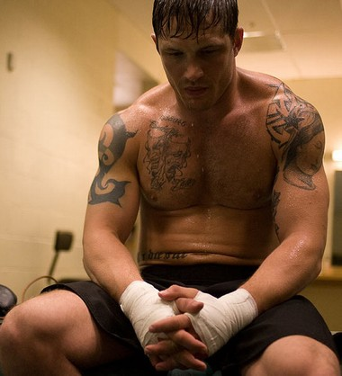 Your Hunk of the Day: Tom Hardy