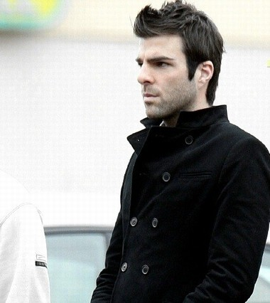 Your Hunk of the Day: Zachary Quinto